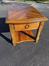 WOOD End table or nightstand in Joliet, Illinois