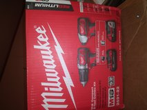 18v Milwaukee set in Fort Campbell, Kentucky