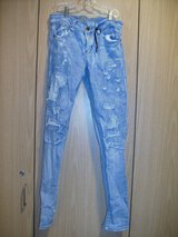 VIP Distressed Jeans (T=22) in Fort Campbell, Kentucky