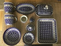Polish Pottery Collection in Wiesbaden, GE