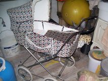 Vintages Dollstroller and Buggy in Ramstein, Germany