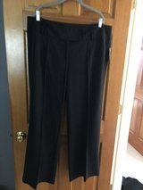 New INC by Macy's Black Pants - 18W in Plainfield, Illinois