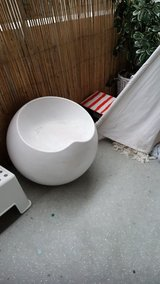 cube chair ball chair in Ramstein, Germany