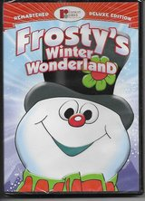 NEW Frosty's Winter Wonderland Remastered Deluxe Edition DVD in Plainfield, Illinois