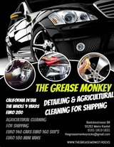 Auto Detail & Agricultural Cleaning for Shipping in Wiesbaden, GE