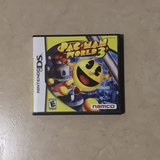 PAC Man World 3 Nintendo DS Game EUC in Travis AFB, California