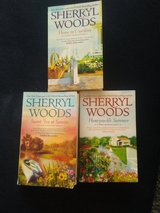 """Sherryl Woods """"Sweet Magnolias Trilogy"""" in St. Charles, Illinois"""