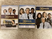 Matlock DVD's in Naperville, Illinois