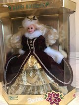 1996 Holiday Barbie in Beaufort, South Carolina
