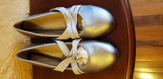 Brand New Pewter Colored Shoes in St. Charles, Illinois