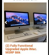 iMac Refurbished by Apple ( first one sold 3 Nov, only one left) in Fort Campbell, Kentucky