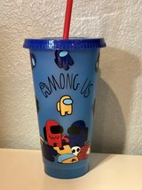 Among Us Character 24oz Color Changing Cup New in Travis AFB, California
