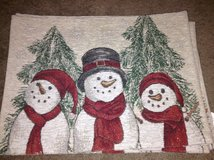 4 Christmas Placemats in Naperville, Illinois