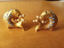 Clip on earrings in Cherry Point, North Carolina