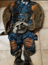 Guardians of the Galaxy Racket costume in Travis AFB, California