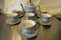 french tea  or cooffee set 6 cups (redused) in Okinawa, Japan