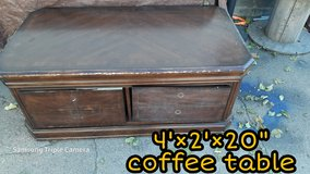 ashley furniture coffee table in Fort Riley, Kansas