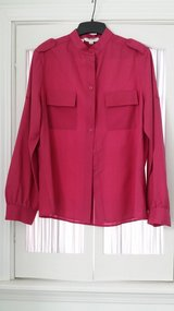 JAN SALE PRICE Size 13/14 - Long Sleeve Blouse in St. Charles, Illinois