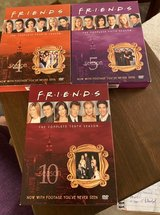 Friends DVDs in Plainfield, Illinois