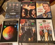 6 DVDs in St. Charles, Illinois