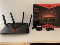 NETGEAR Nighthawk Pro Gaming XR700 WiFi Router with 6 Ethernet Ports and Wireless Speeds Up to 7... in Wiesbaden, GE