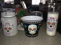 Day of the Dead Decorations in Joliet, Illinois