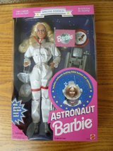 NEW 1994 The Career Collection Astronaut Barbie Doll in St. Charles, Illinois