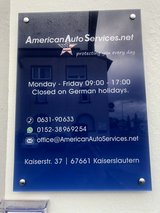 American Auto Services - Low Cost Insurance - Military & Civilians in Wiesbaden, GE