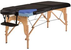 Luxton Home Deluxe Memory Foam Massage Table in Yorkville, Illinois
