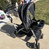 Graco sit and stand stroller in Plainfield, Illinois