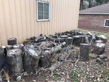 Free Wood in Fort Campbell, Kentucky