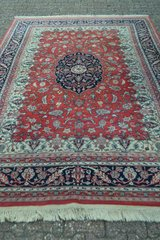 Hand-knotted oriental rug Wool Carpet Rug   273 x183 cm ( 107 x 72 inches) in Wiesbaden, GE