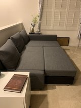 Couch bed for sale in Travis AFB, California