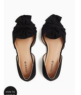 NWT Torrid D'Orsay Twist Bow Flats in Beaufort, South Carolina