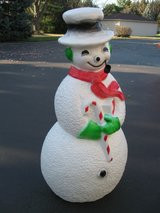 Snowman ( Large ) Blow Mold in Bolingbrook, Illinois