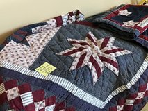 Americana Quilted Bedspread with shams in Fort Knox, Kentucky