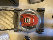 Lawnmower with bag in Fairfield, California