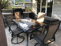 Outdoor Patio Dining Set in St. Charles, Illinois
