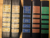 Reader's Digest Condensed Books Volumes 1 - 5 1985 in Fort Knox, Kentucky