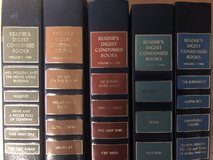 Reader's Digest Condensed Books Volumes 1 - 5 1986 in Fort Knox, Kentucky