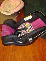 Baby car seat in Nellis AFB, Nevada