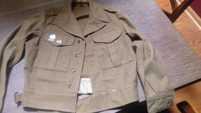 army jacket 1952 in Chicago, Illinois