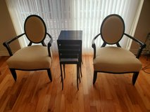 Baker chairs and nesting Tables in Bartlett, Illinois