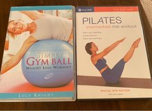 Exercise DVDS in Naperville, Illinois