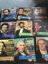 Classical composers CDs in Ramstein, Germany