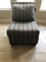 ARMLESS ACCENT CHAIR by ASHLEY FURNITURE in Kingwood, Texas