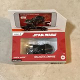 Brand New Star Wars Darth Vader ID Hot Wheels Car Galactic Empire in Travis AFB, California