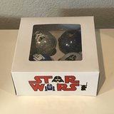 Set of 4 Star Wars Boxed Ornaments Brand New in Travis AFB, California
