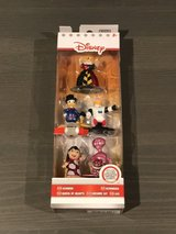 Disney Nano Metallics Die Cast Character Pack Brand New Lilo, Cheshire, Queen in Travis AFB, California
