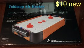 Table top hockey table game...new in Travis AFB, California